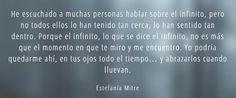〽️️️Estefania Mitre.