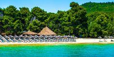 7 παραλίες όνειρο, στην ηπειρωτική Ελλάδα -Σε μεταφέρουν αλλού, σαν να βρίσκεσαι σε νησί [εικόνες]   TRAVEL   iefimerida.gr Thessaloniki, Athens, Dolores Park, Outdoor Decor, Travel, Colors, Viajes, Destinations, Colour