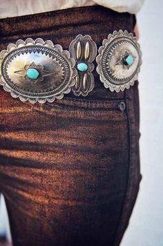 Love this belt for around my dress