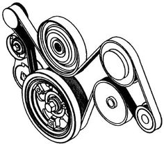 Дизельный двигатель TD5 автомобилей Land Rover Discovery 2 и Land ...