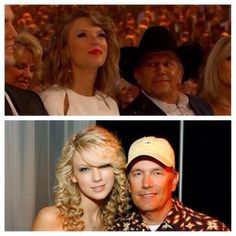 Taylor and George over time <3