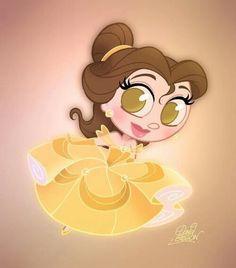 #princesas