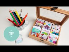 Decorating a tea bag - A super cool gift idea for Miss Day - Decorating a tea bag – A super cool gift idea for Miss Day - Cool Gifts, Diy Gifts, Anna Craft, Ikea Kura, Diy Presents, Diy For Kids, Crafts For Kids, Thankful, Classroom
