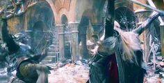 """""""Twin swords"""" in Action! Screen Capture."""