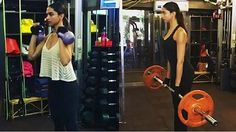Fitness secrets of deepika padukone #rkgfit #celebfitness #blog