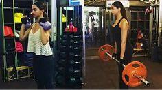 Fitness secrets of deepika padukone #rkgfit #celebfitness #blog