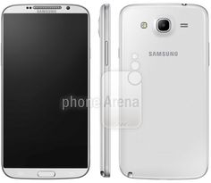 Leaked Photos and Specs of the Galaxy Note III