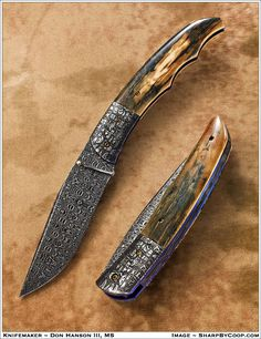 Photos SharpByCoop • Gallery of Handmade Knives - Page 22