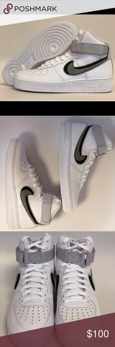 e042fc707561d Nike Air Force 1 High  07 LV8 Sz 8 (Mens) Nike Air Force 1 High  07 LV8  Size 8 Mens (one size only) Style Code 806403-105 This shoe is brand new.