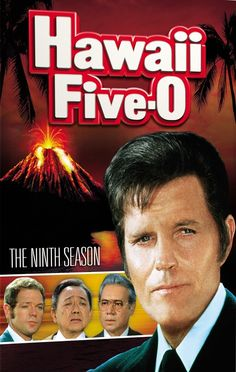 Hawaii Five-0, this is not the recent one which now aired in Satellite Channels, this one is an oldie but truly a goldie.