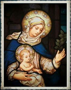 Imágenes de Galilea: ¡Salve, oh Cima inaccesible al humano entendimient...  http://santavirgen.blogspot.com.es/