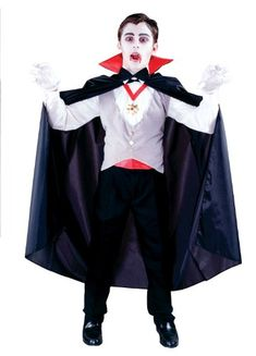 Classic Vampire Child Costume (One Size) -- Check this awesome product by going to the link at the image.
