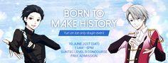 Anime Nippon~Jin - Kagi Nippon He: Born To Make History 2017 - Suntec City, Singapur...