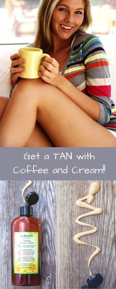 My tan is maintained with this lotion. I love that my skin has been so soft and smooth. The smell of coffee makes me want to drink a coffee afterward.