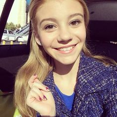 """As promised, I'm going to be answering some of your questions today for #AskG Day! Adam Delany Asked """"How much fun is it working at Dog With A Blog? I LOVE working on Dog with a Blog It's SO much Fun!!! #Ghannelius #DogWithABlog #AskG"""
