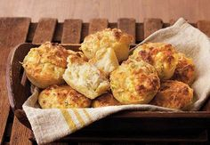 Chicken and Green Chile Muffins