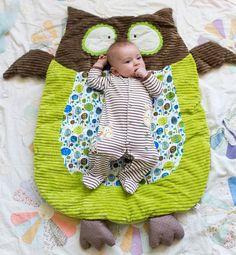 Fancy - Hootie The Owl Nap Mat