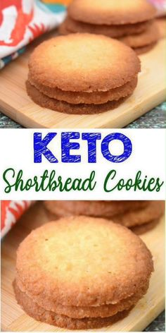 diet Tasty keto cookies you CAN NOT stop eating! These low carb cookies are easy to make and super yummy. Simple keto recipe for the BEST low carb cookies. Ketogenic diet cookies that are a heavenly crispy buttery sugar cookie. Keto Desserts, Keto Snacks, Keto Recipes, Easy Keto Dessert, Keto Desert Recipes, Quick Cookie Recipes, Sugar Free Cookie Recipes, Carb Free Snacks, Low Sugar Desserts