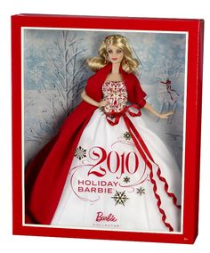 Collectible Barbie Dolls | Check out all of the Holiday Barbies!