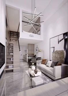 Smart Home Interior Design Ideas. In this video you will get some ideas that may help you to find the best Interior design for your apartment. Diy Bedroom Decor For Girls, Bedroom Decor For Small Rooms, Small Apartment Bedrooms, Small Apartment Interior, Home Interior, Small Studio Apartment Design, Small House Interior Design, Home Room Design, High Ceiling Living Room