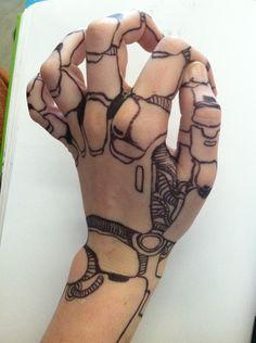 Henna tipp