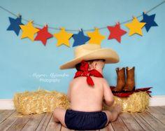 Cowboy Cake Smash|Mayra Alejandra Photography|Brownsville, Tx