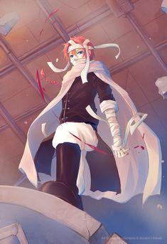 Gintama: Kamui's Arrival by Lancha.deviantart.com on @deviantART