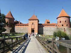 Descubre la isla de Trakai en mi viaje a los Países Bálticos