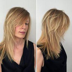 medium+layered+haircut+for+fine+hair (too choppy for me)