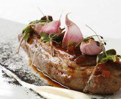 Manolo de la Osa, Rest. Las Rejas, 1*Michelin – 3 Soles Repsol. Encuentra la receta en http://bit.ly/x7PpHG