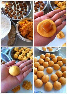赶快收藏起来吧! Asian Snacks, Asian Desserts, Sweet Desserts, Nian Gao Recipe, New Year's Snacks, Rice Desserts, Vegan Recipes, Cooking Recipes, Vegan Food