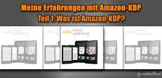 Meine Erfahrungen mit Amazon-KDP - Teil 1: Was ist KDP? http://violabellin.de/was-ist-amazon-kdp/