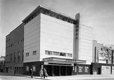 Odeon Cinema,  Hackney Road, Hackney, Greater London