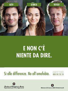 Giornata mondiale contro l'#omofobia