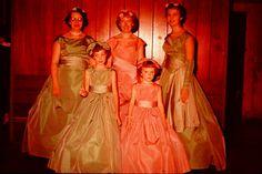 1958 vintage photo 35MM slide 1950s Wedding, #wedding #weddings  .