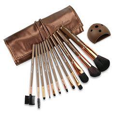 BROADCARE 12pcs Makeup Brush Set Cosmetic Foundation Blen... https://www.amazon.ca/dp/B01I4VNO2M/ref=cm_sw_r_pi_dp_x_Hdbiyb0RAEG98