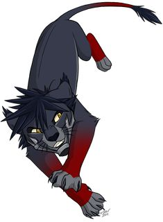 Vanitas (i think you dont want to pet him, he might bite 0.0)
