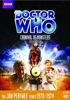 Doctor Who: Carnival of Monsters (Story 66) - Special Edition WARNER HOME VIDEO http://www.amazon.com/dp/B005SJGI90/ref=cm_sw_r_pi_dp_XArwub1RHCY5K