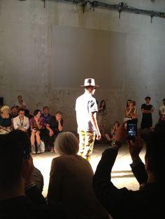 #pitti #pittiuomo #pittiuomo84 #followthebuyers #behindthescenes #fashion #farfetch #womenswear #menswear #dolcitrame #dolcitrameshop #dolcitrameatpitti #stellajean #fashionshow #ss14