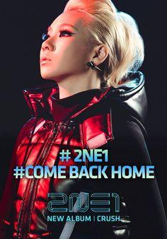 CL ★ #2NE1 // 'Come Back Home'