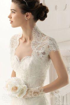 Aire Barcelona Vintage 2014 Bridal Collection - Lace Wedding Dresses | Wedding