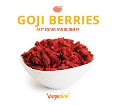 Goji berries are rich in nutrients, particularly antioxidants. They protect the liver, strengthen the legs, boost your immune function and improve circulation which helps your athletic performance. Take them in a juice or dried, which way do you prefer :) #gojiberries