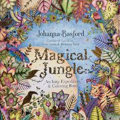 Take A Peek At This Great Artwork On Johanna Basfords Colouring Gallery Magical Jungle BasfordJohanna Basford BooksJoanna