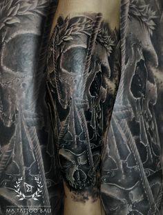 Head Hunter Skull Tattoo by: Prima #MaTattooBali #HeadHunterTattoo #SkullTattoo #BaliTattooShop #BaliTattooParlor #BaliTattooStudio #BaliBestTattooArtist #BaliBestTattooShop #BestTattooArtist #BaliBestTattoo #BaliTattoo #BaliTattooArts #BaliBodyArts #BaliArts #BalineseArts #TattooinBali #TattooShop #TattooParlor #TattooInk #TattooMaster #InkMaster #AwardWinningArtist #Piercing #Tattoo #Tattoos #Tattooed #Tatts #TattooDesign #BaliTattooDesign #Ink #Inked #InkedGirl #Inkedmag #BestTattoo #Bali