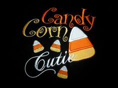 Candy Corn Fall/Autumn Halloween Shirt or by jcoolcreations, $22.00