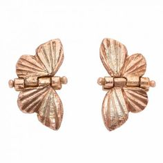 Roseark.com - James Banks Baby Asterope Hinge Studs