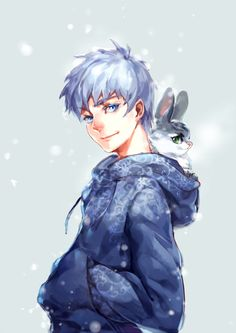 Jack Frost from Rise of the Gaurdians