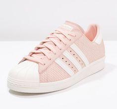 basket femme adidas superstar blanche et rose