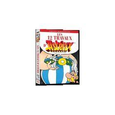 Asterix 12 Travaux D'astrix Et Cleopatre (Dvd)