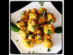 How to make Tandoori Gobi ( Baked Cauliflower Recipe)